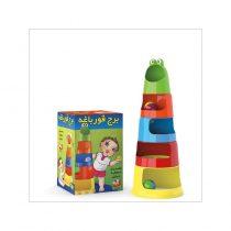 برج قورباغه