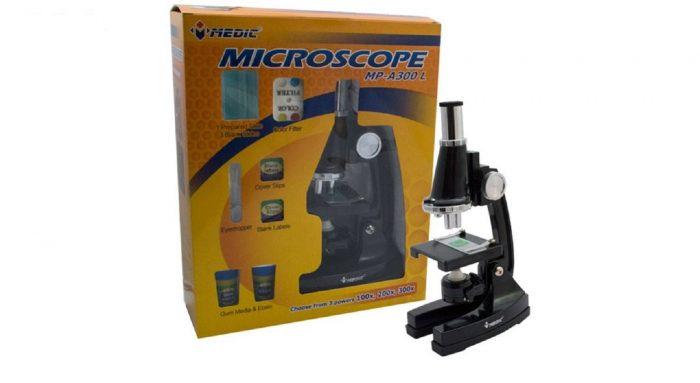 میکروسکوپ دانش آموزی