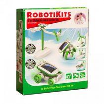 کیت خورشیدی ربات 6 کاره