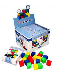 مکعبهای رنگی